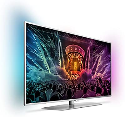 Philips 6000 series - Televisor (IEC, 4K Ultra HD, Android, 5.1 Lollipop, B, 16:9)