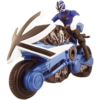 Power Rangers - 31552 - Figurine - Moto Samouraï - Bleu