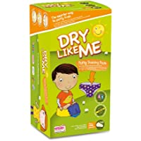 Dry Like Me Toilet Training Pads - 18 x 4 pack (Total 72 Pads) (Packaging May Vary) - ukpricecomparsion.eu