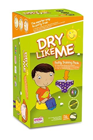 Dry Like Me Toilet Training Pads -