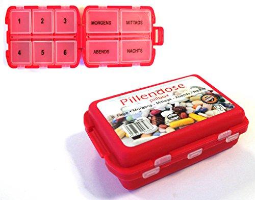Pillendosen Pillendose Pillenbox Tablettenbox Medikamentenbox