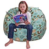 Ahh! Products Bubbly Lake Cotton Washable Large Bean - Best Reviews Guide