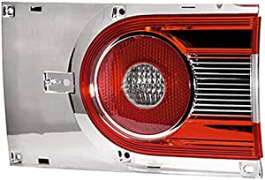 Hella 2ne 964 958 011 Heckleuchte Glühlampen Technologie Glasklar Rot Innerer Teil Links Auto