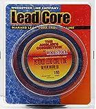 Woodstock 18-pounds von Blei Core Angelschnur