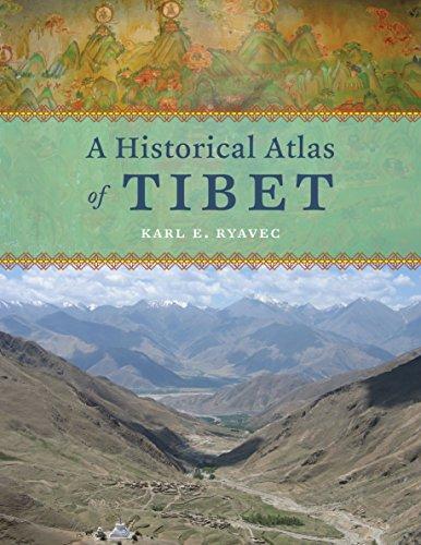 A Historical Atlas of Tibet (English Edition)
