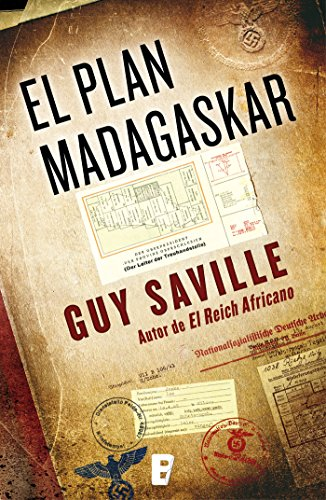 El plan Madagaskar por Guy Saville