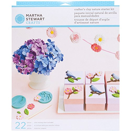 Unbekannt Wilton Marken Inc Martha Stewart Nature Starter Kit Essent Blume