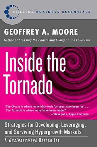 Inside the Tornado (Collins Business Essentials) por Geoffrey A. Moore