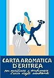 Casanova Carta Aromatica d'Eritrea Essence Du Touareg Duftpapier