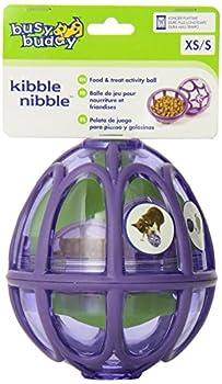 Petsafe Kibble Nibble Jouet Balle Interactive pour Chien Distributeur Progressif de Friandise Taille S