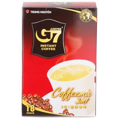Trung Nguyen G7 Kaffee aus Vietnam