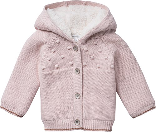 Noppies Baby-Mädchen Strickjacke G Cardigan Knit Conroe, Rosa (Blush C093), 68