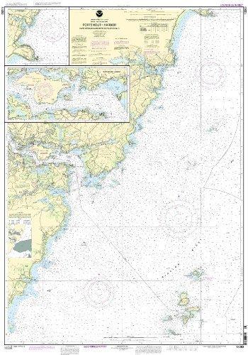 13283–Cape Neddick Harbor zu Isles of Shoals (, Portsmouth Harbor von oceangrafix (Oceangrafix Cape)