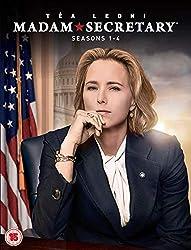 Madam Secretary - Seasons 1-4 Boxset (DVD) [2018]