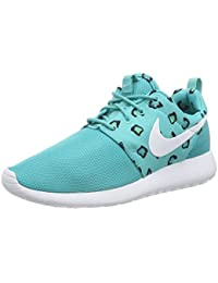 Nike Roshe One Print - zapatilla deportiva de material sintético mujer