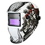 Best Auto-darkening Welding Helmets - KKmoon Industrial Welding Helmet Solar Power Auto Darkening Review