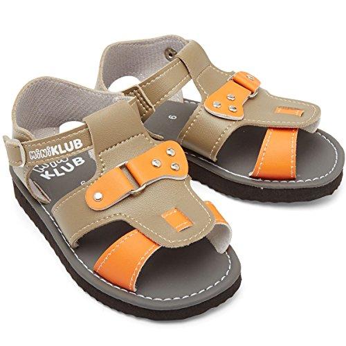 Mini Klub Boys Sandal with hard sole