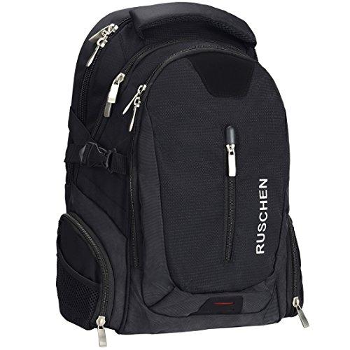 ren mit ergonomischem Design, Premium Laptop Rucksäcke für 15,6 Zoll Notebook, Backpack/Schulrucksack / Daypack für Männer und Damen ()
