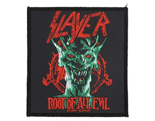 Slayer - Root of All Evil - Toppa/Patch