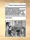 Pocket Books Microscopes