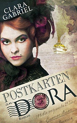 Postkarten an Dora: historischer Roman