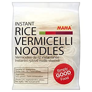 Mama Instant Rice Vermicelli Noodles 225g