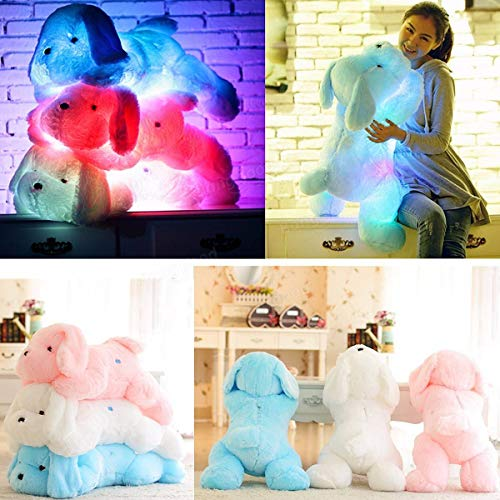 Stuff Toy Nightlight Plush Toy Glow Pillow Soft Light Up Inductive Soft Doll ()