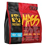 Mutant Mass - Cookies & Cream - 2200g, 1er Pack (1 x 2.2 kg)
