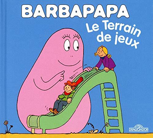 Barbapapa - Petite bibliothèque 24 Le terrain de jeux
