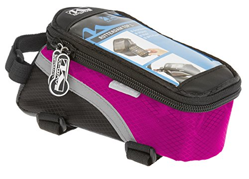 M Wave Top Tube Tasche rose