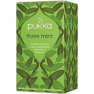 Three Mint, bio - Pukka Tee
