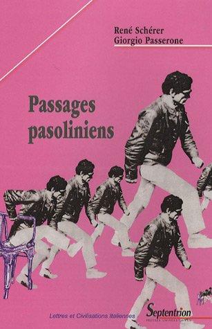 Passages pasoliniens par René Schérer