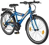 tretwerk DIREKT gute Räder Racing Robby 24 Zoll Jugend-Fahrrad