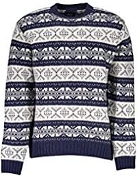 Gant 1303.086510 Suéter Hombre azul 966 3XL