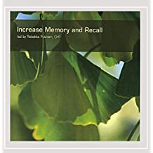 Increase Memory & Recall