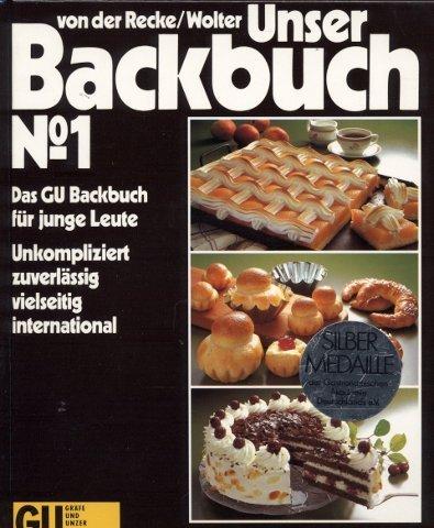 Unser Backbuch No. 1