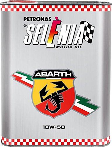 Selenia Abarth 10W50 Confezione da 2 Lit