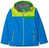 Ziener Kinder Apli Jacket Ski Skijacke, Persian Blue, 152
