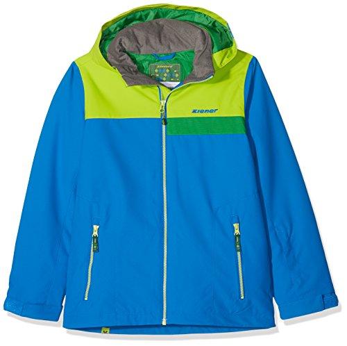 un (Jacket Ski) Skijacke, Persian Blue, 104 (Ski-jacken Jungen)