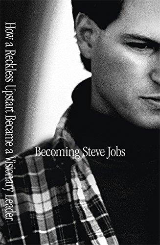 Buchseite und Rezensionen zu 'Becoming Steve Jobs' von Brent Schlender