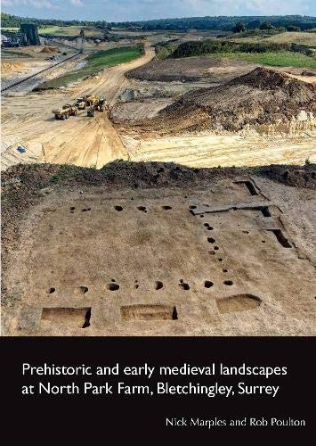 Prehistoric and early medieval landscapes at North Park Farm, Bletchingley, Surrey (SpoilHeap Monographs, Band 21) (Mittelalterliche Park)