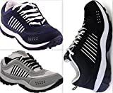 Sports Shoes for Men (Blue, 10)