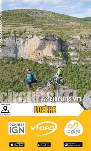 Lozère : 62 circuits VTT par Jean-Marc Brancart