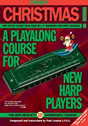 Funky Christmas: How to Play Classic Xmas Tunes on a C Harmonica with Funky Backings