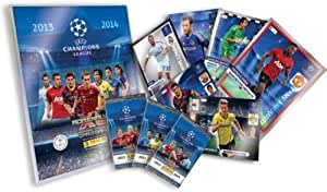 Panini Champions League Adrenalyn 2013-2014 Starter Binder Pack incl 1 LIMITED EDITION CARD (English Version)