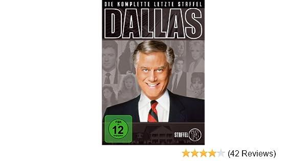 Dallas Die Komplette Vierzehnte Staffel 5 Dvds Amazon