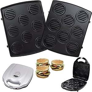 1 jeu de hamburgerplatten pour syntrox chef maker zn 2000w hamam lis et efbe schott zn 800 xxl. Black Bedroom Furniture Sets. Home Design Ideas