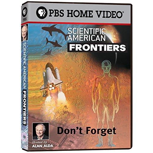 Alan Alda in Scientific American Frontiers: Don't Forget! - Biology; Elderly; Medicine; Science DVD (Scientific American Biology)