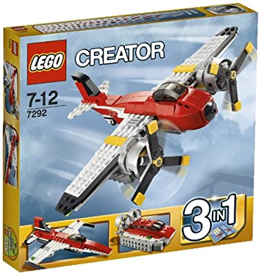 LEGO Creator 7292 - Aventuras en el Aire