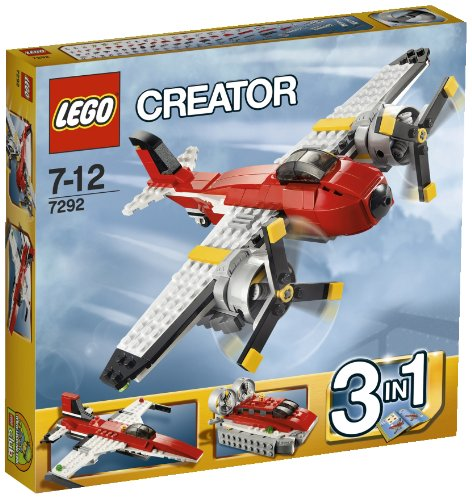 LEGO Creator 7292 - Propellerflugzeug